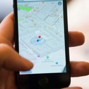 Werken met GPS op de smartphone - februari 2021